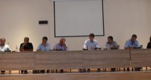 Επιβεβαιώθηκε η «τριμερής συμμαχία» στο Δημοτικό Συμβούλιο