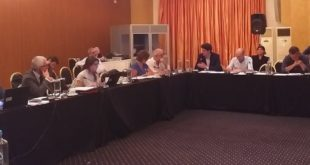 Σε συνάντηση εργασίας με τον ΟΟΣΑ στα Ιωάννινα ο Δήμαρχος