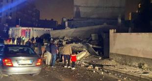 Ισχυρός σεισμός 6,4 στην Αλβανία