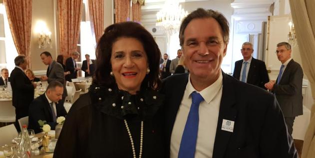 Για επενδύσεις στο Forum της Μασσαλίας η Ρόδη Κράτσα