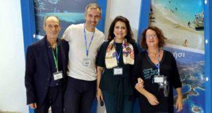 Στα εγκαίνια της Έκθεσης «philoxenia 2019» ο Αντιπεριφερειάρχης