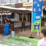 Το Λούνα Παρκ της Ανακύκλωσης στην πλατεία