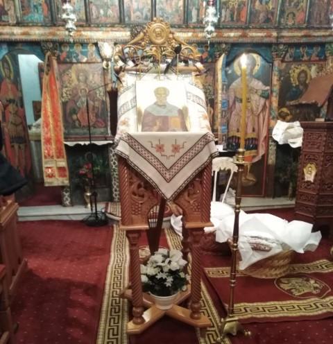 Γιόρτασε η Ιερά Μονή του Αγίου Νικολάου της Ιράς