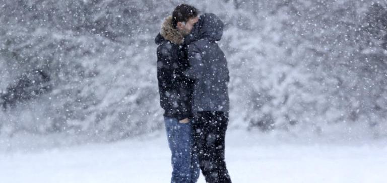 Παγωμένα Χριστούγεννα και ίσως χιόνι την Πρωτοχρονιά