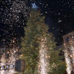 Φωταγωγήθηκε το Χριστουγεννιάτικο Δένδρο στην πλατεία!