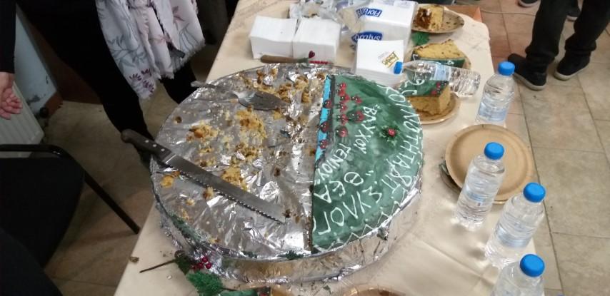 Βλυχό, (Γένι) και Θύαλος έκοψαν την πίτα τους…
