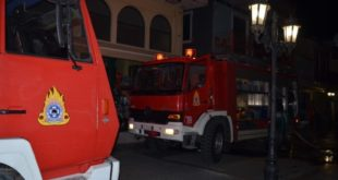 Κατασβέστηκε η πυρκαγιά στην Λευκάδα