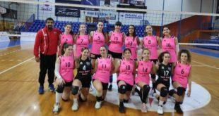 Ελπίδες Βόλεϋ Λευκάδας – Γ. Ε. Αγρινίου 3 0 & φουλ για πρωτάθλημα!