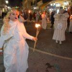 Η νυχτερινή παρέλαση των Καρναβαλιστών