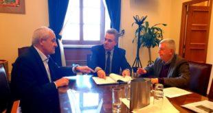 Βουλευτής: Ο Κ. Γληγόρης με ενημέρωσε ότι υπάρχει οικόπεδο για Εστία