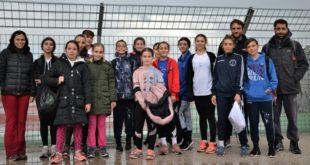 Σαρωτική εμφάνιση τα κορίτσια του Γυμναστικού στο Κ-14