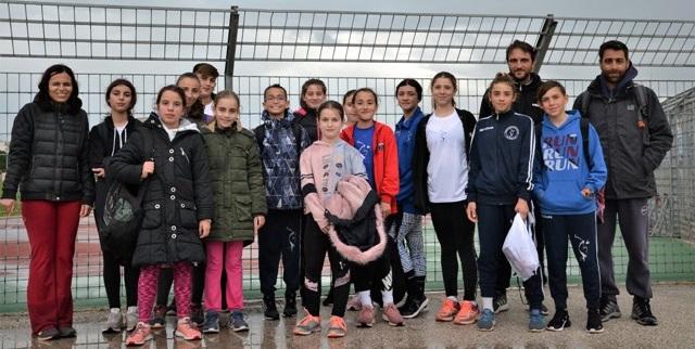Σαρωτική εμφάνιση τα κορίτσια του Γυμναστικού στο Κ 14