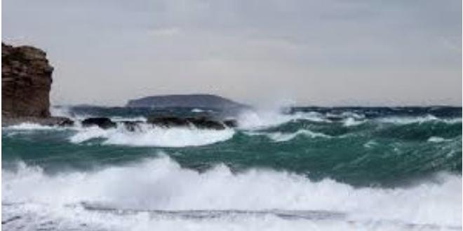 Θυελλώδεις άνεμοι στο Ιόνιο