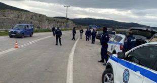 Βουλευτής: Εντείνονται οι έλεγχοι στην πλωτή Γέφυρα…