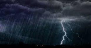 Έκτακτο δελτίο της ΕΜΥ για καταιγίδες και θυελλώδεις ανέμους
