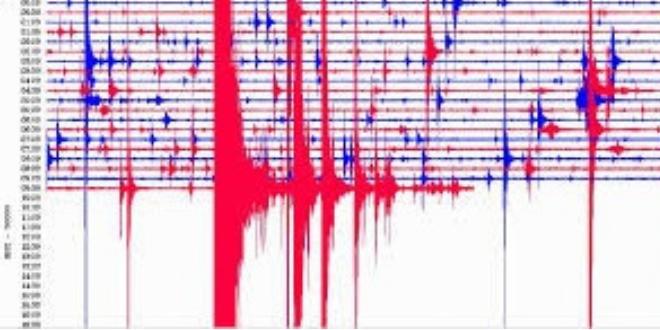 Νέος σεισμός πριν από λίγο στην περιοχή της Πάργας