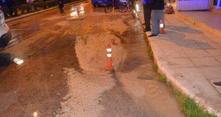 Θραύση κεντρικού αγωγού ύδρευσης έκοψε το νερό στη Λευκάδα