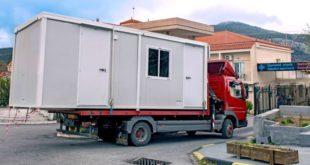 Βοηθητικούς οικίσκους παραχωρεί στα Νοσοκομεία η ΠΙΝ
