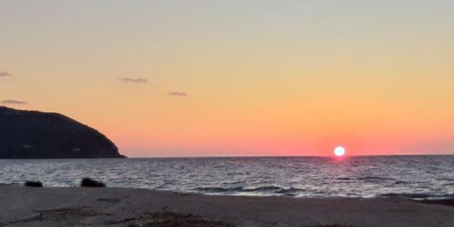 Ηλιοβασίλεμα – μπούμεραγκ