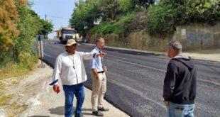 ΠΕ Λευκάδας: Ξεκίνησαν οι ασφαλτοστρώσεις