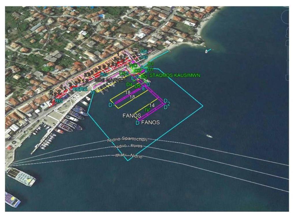 Πράσινο φως στο Τουριστικό Καταφύγιο Σκαφών Νυδριού