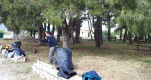 Ρυπαντές κι απορρυπαντές εθελοντές