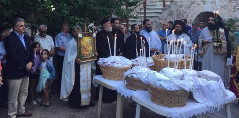 Γιορτάζει ο Αη Γιάννης στο Λιβάδι Το πρόγραμμα