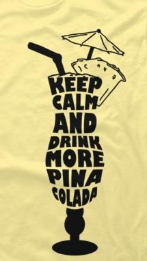 Συνταγή για μια δροσιστική Pina Colada