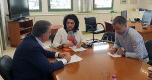 Συνεργασία βουλευτή με περιφερειάρχη Ι.Ν. και Αντ/ρχη
