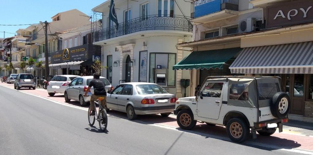 Η πρόταση της ημέρας: Πρόστιμο στον ποδηλάτη…