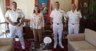 Συνεργασία με Διοικητή 3ης Περιφ. Διοίκησης Λ.Σ.