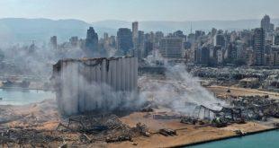 Συμπαράσταση και βοήθεια στα θύματα του Λιβάνου