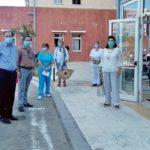 Επίσκεψη Περιφερειάρχη στο Νοσοκομείο Ζακύνθου