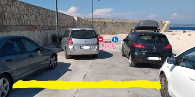 Η πρόταση της ημέρας: Φτιάξτε μια κίτρινη γραμμή!
