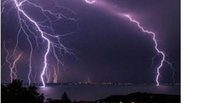 Ραγδαία μεταβολή του καιρού με καταιγίδες και χαλάζι
