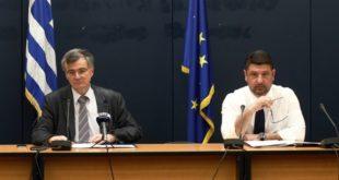 Κορωνοϊός: Έκτακτη ενημέρωση από Τσιόδρα Χαρδαλιά