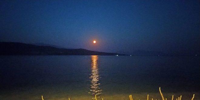 Η φωτο της βραδυάς: Το Φεγγάρι της Λυγιάς