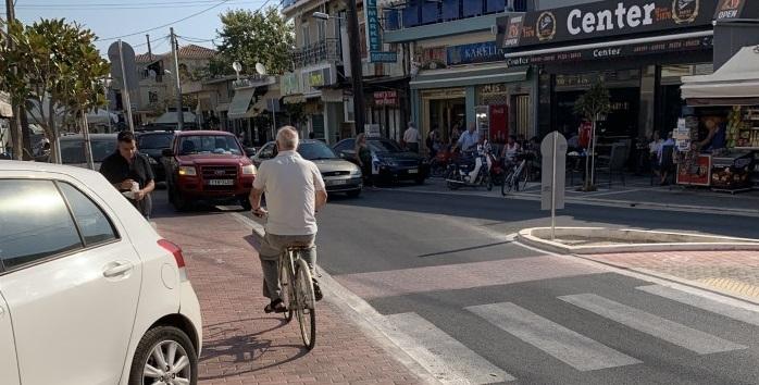 Το κουΐζ της ημέρας: Τι θα κάνει ο ποδηλάτης?
