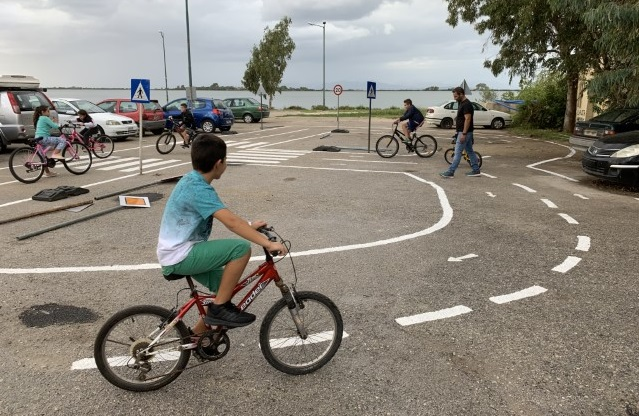 Οι δράσεις με επίκεντρο το ποδήλατο