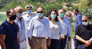 Δελτίο τύπου για την επίσκεψη του ΥΝ&ΝΠ στην Κέρκυρα