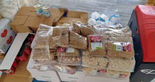 Διανομή τροφίμων στους δικαιούχους ΤΕΒΑ