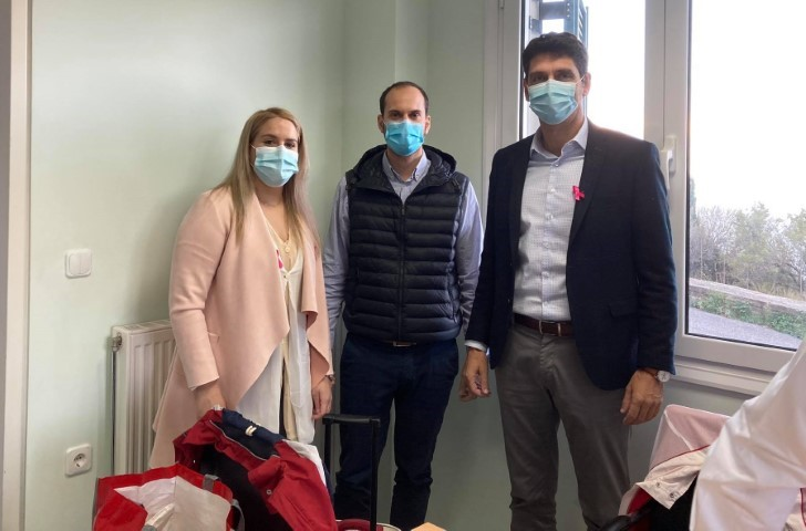 Υγειονομική προληπτική εξόρμηση στην ΝΔ Λευκάδα