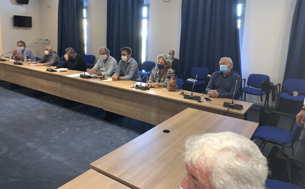 Σύσκεψη ΠΙΝ τοπικών Φορέων και Γ.Γ. Υπουργείων