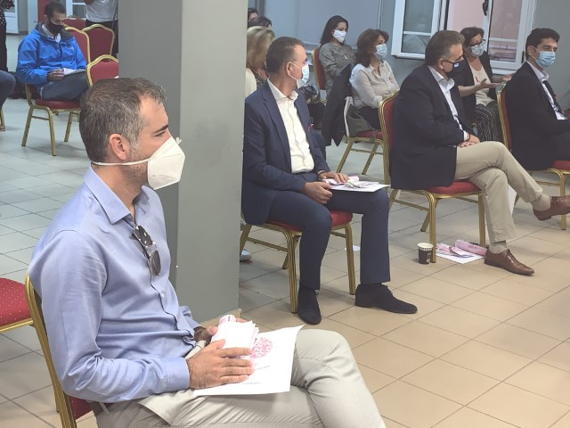 Η Ημερίδα κατά του Καρκίνου του Μαστού στη Λευκάδα