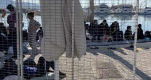 Το Εργατικό Κέντρο για την διαχείριση των μεταναστών