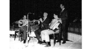 Η Καρυά της μουσικής του Θοδωρή Γιωργάκη