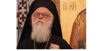 Με C 130 στην Αθήνα ο Αρχιεπίσκοπος Αλβανίας