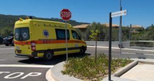 Σοβαρός τραυματισμός 3χρονου αγοριού σε τροχαίο