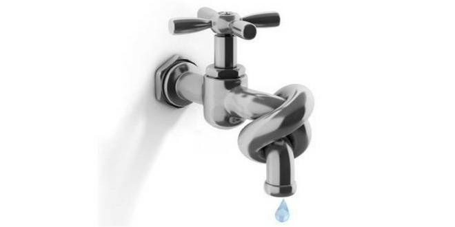 Κομμένο το νερό λόγω βλάβης