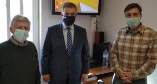 Συνάντηση βουλευτή με Ιόνιο Πανεπιστήμιο